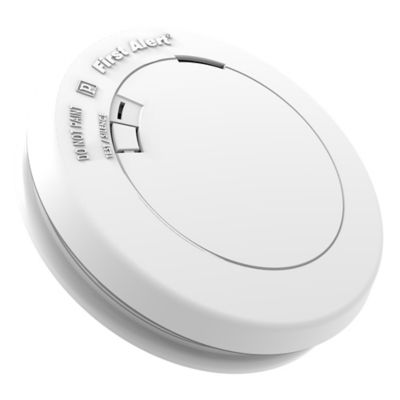 First Alert® 10-Year Photoelectric Smoke Alarm