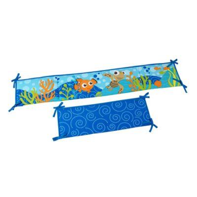 Disney® Nemo 4-Piece Crib Bumper Set