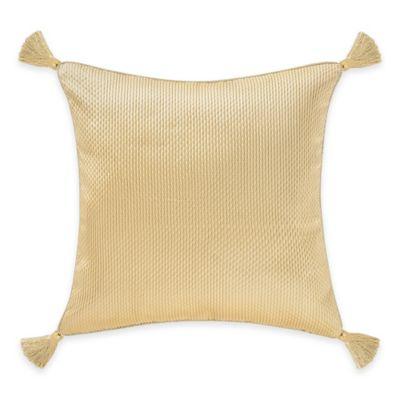 Waterford® Linens Juliette European Pillow Sham in Gold