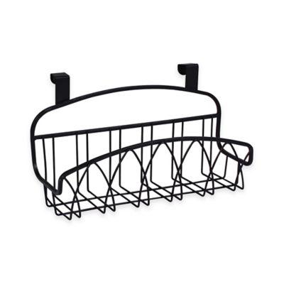Spectrum™ Twist Steel Large Over The Cabinet Basket