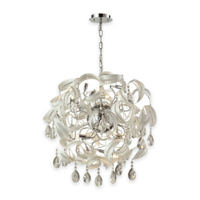 ELK Lighting Zebula 16-Light Chandelier in Gold