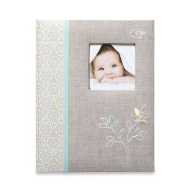 C.R. Gibson® Linen Tree Memory Book