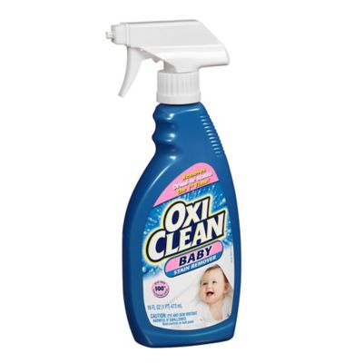 Oxi Clean Spray Bottle
