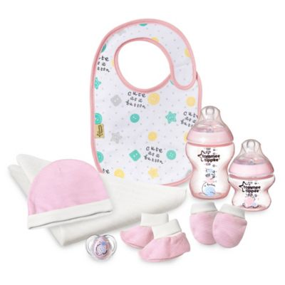 Tommee Tippee® Closer to Nature Gift Set in Pink