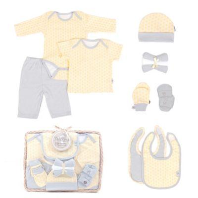 Yellow Grey Gift Set