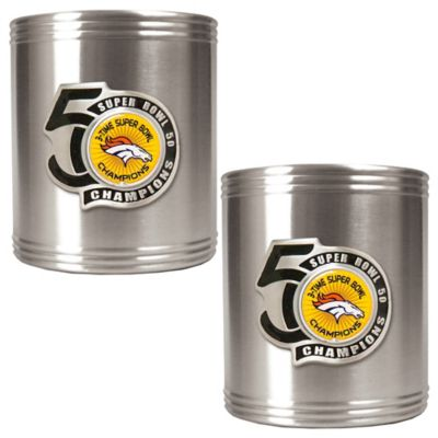Stainless Steel Can Holder Set