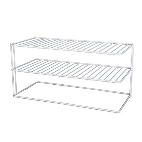 Large 2 Shelf Cabinet Organizer Bed Bath Amp Beyond