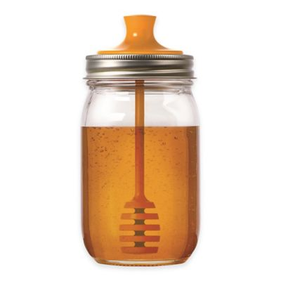 Jarware™ Honey Dipper