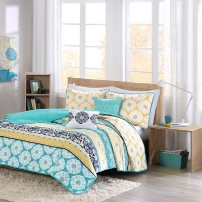 Intelligent Design Arissa Twin/Twin XL Coverlet Set