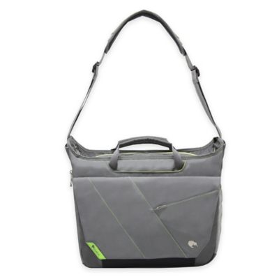 Bluekiwi™ HAKA Universal Diaper Bag in Grey/Green