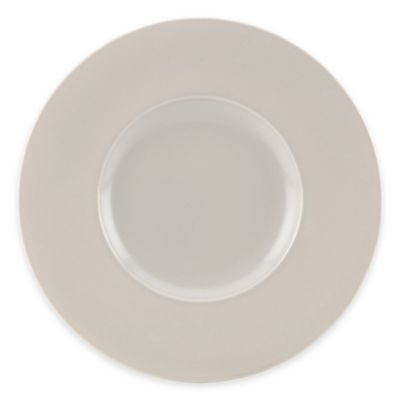 kate spade new york Larabee Dot Grey Dessert Plate