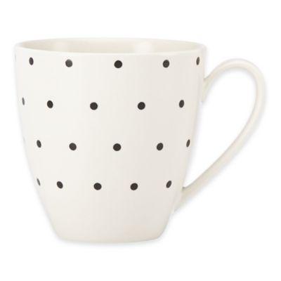 Dishwasher Safe Cream Mug