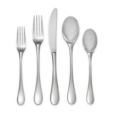 Nambe Skye 5-Piece Flatware Place Setting