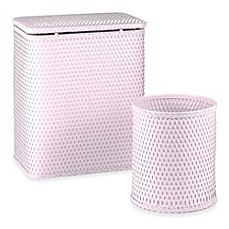 Crystal Pink Chelsea Bathroom Collection by W.C. Redmon