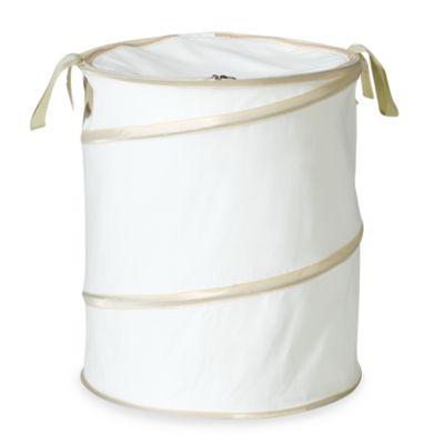 Redmon Canvas Bongo Bag in Natural