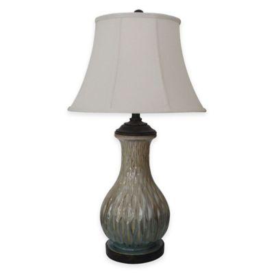 Green Multi Table Lamp