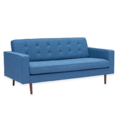Zuo® Puget Sofa in Blue