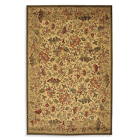 "Shaw Living® Accents Collection Chablis 93"" x 130"" Room Size Rug"