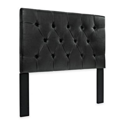 Padded Leather Headboard