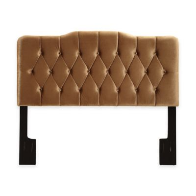 Pulaski Emily Upholstered Soft Shape Queen Headboard in Leisure Seaglass