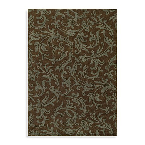 Shaw living origins collection diva rug bed bath beyond - Shaw rugs discontinued ...