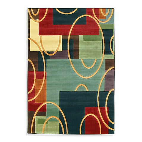 "Shaw Living® Impressions Collection Elipse 46"" x 66"" Room Size Rug"