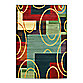 Shaw Living Impressions Collection Elipse 7-Foot 8-Inch x 9-Foot Room Size Rug
