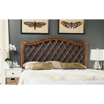 Brown/Multi Beds & Headboards