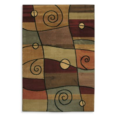 Shaw Living Accents Collection Percussion Room Size Rug