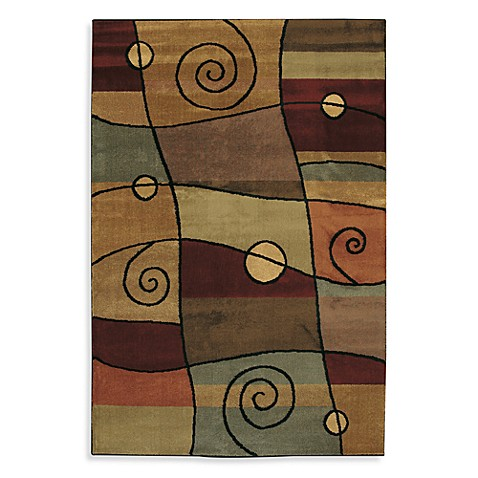 Shaw living accents collection percussion room size rug - Shaw rugs discontinued ...