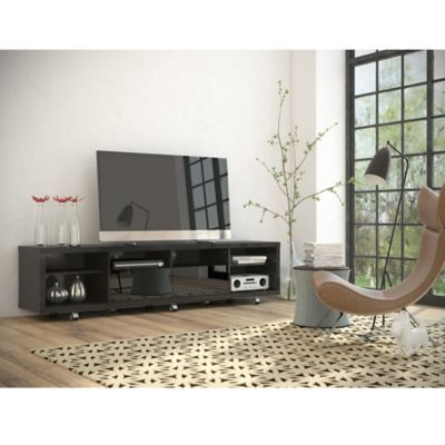 White Furniture TV Stand