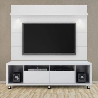 White Furniture TV Stand
