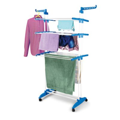 Bonita Maximo Multifunctional Clothes Drying Station in Purple