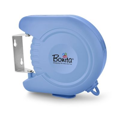 Bonita Delight Retractable Clothesline in Blue