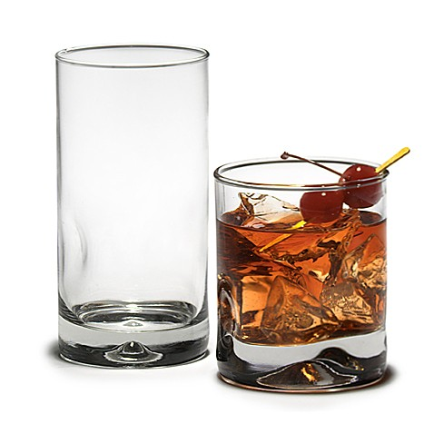 Libbey® Impressions Glassware (Set Of 16)