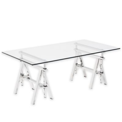 Zuo® Lado Coffee Table in Chrome