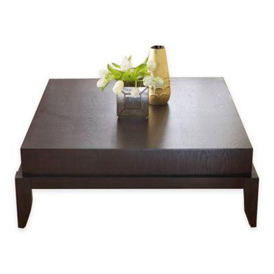 Abbyson Living® Adams Morgan Square Coffee Table in Espresso