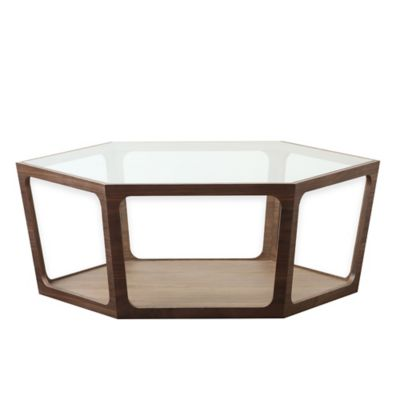 Abbyson Living® Newbury Coffee Table in Walnut