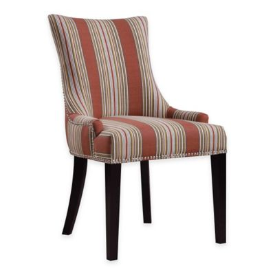 Pulaski Bourbon Imperial Stripe Dining Chair