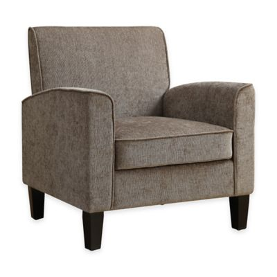 Pulaski Thomas Upholstered Accent Chair in Grey