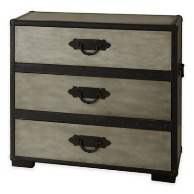 Steve Silver Co. Rowan Chest in Grey