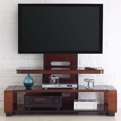 Steve Silver Co. Kirkman TV Console in Cherry