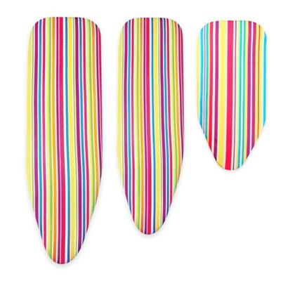 Bonita Striped Large Ironing Board Cover