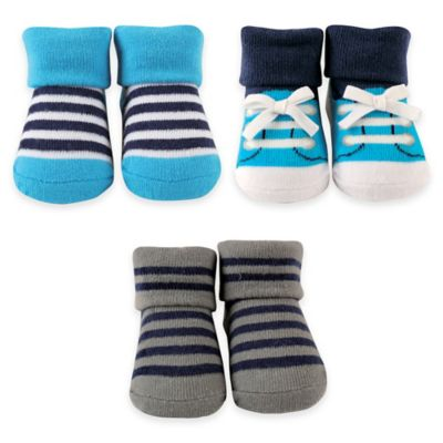 Shoe and Sock