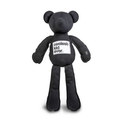AMY COE by North American Bear Co. 20-Inch Coco Jersey Bear in Black
