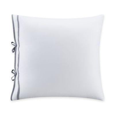 Harbor European Pillow Sham in White