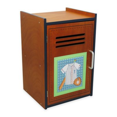 Teamson Fantasy Fields Lil' Sports Fan Cabinet