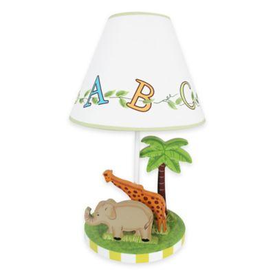 Teamson Fantasy Fields Alphabet Kids Table Lamp