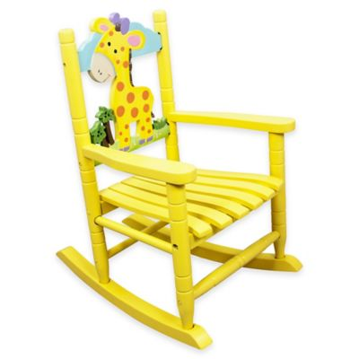 Teamson Safari Giraffe Rocking Chair