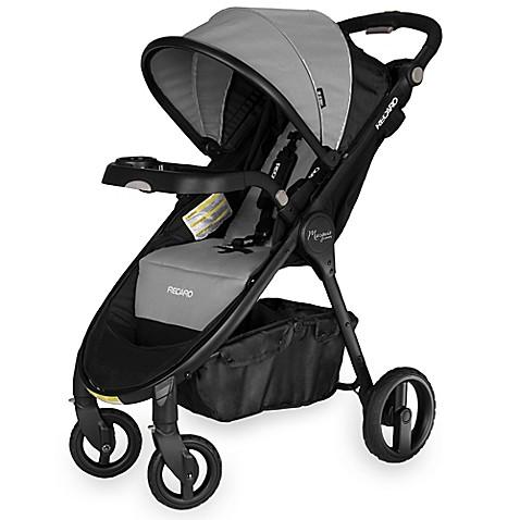 Buy Recaro 174 Performance Marquis Luxury Stroller In Granite